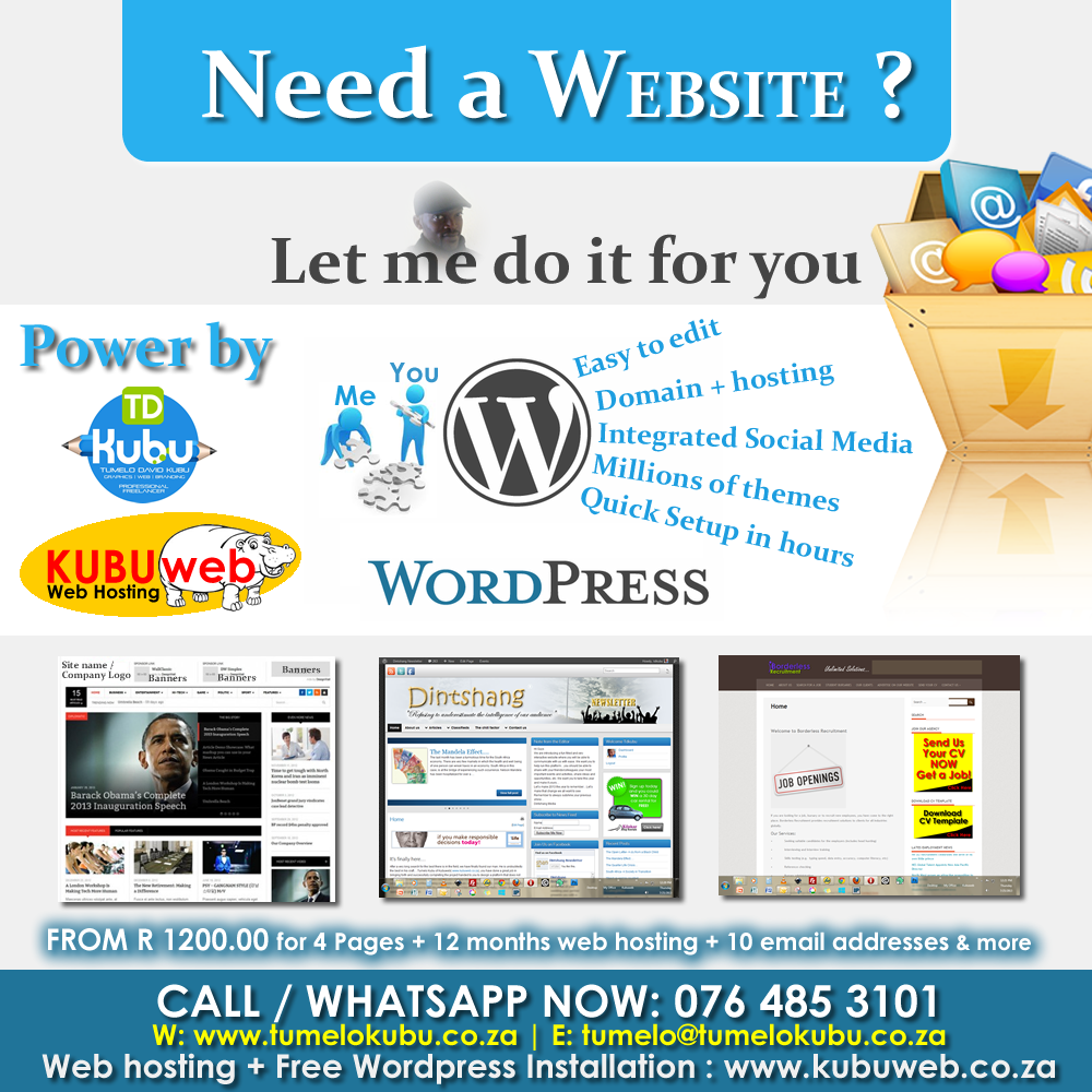 TDKubu WordPress Ad 1