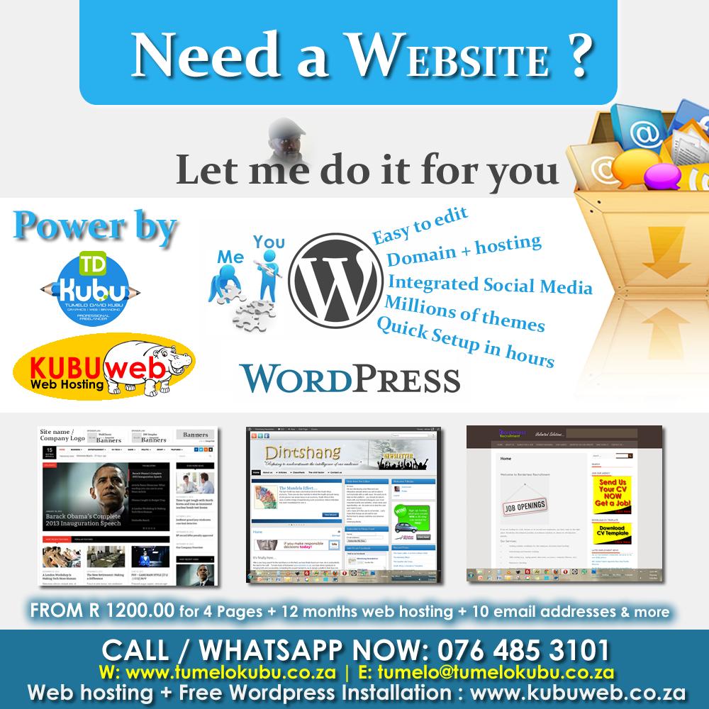 TDKubu WordPress Ad 1